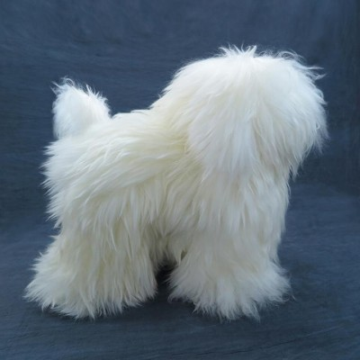 Ensemble Caniche Toy  Model dog Opawz - a teindre